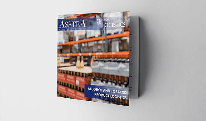 Лифлет для «AsstrA»