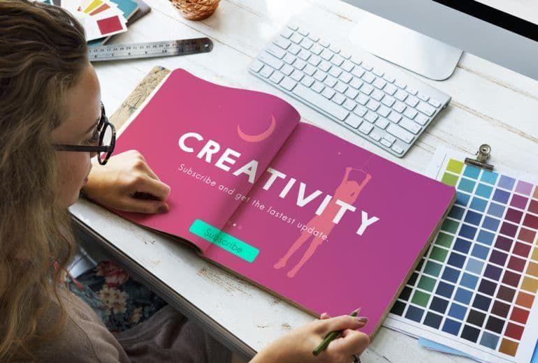 Креативные решения в дизайне каталогов