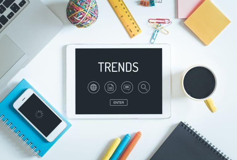 Дизайн логотипа тренды 2018