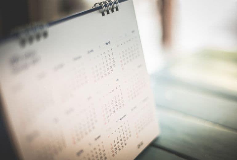 Лучшие календари 2017
