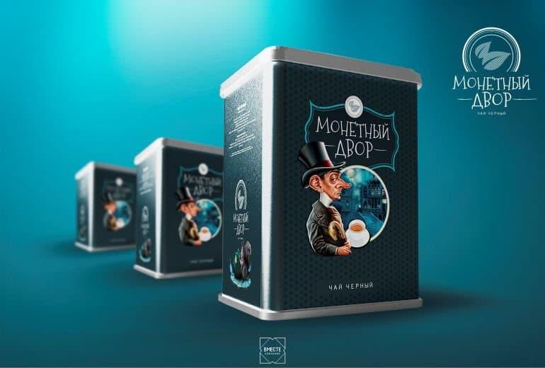 Дизайн упаковки Монетный Двор