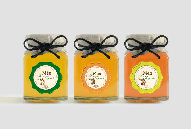 Дизайн этикеток для упаковки от ГК Вместе